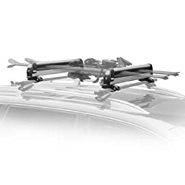 Thule Universal Pull Flat Top - 6 Pair Skis Snowsport Carrier- 92726