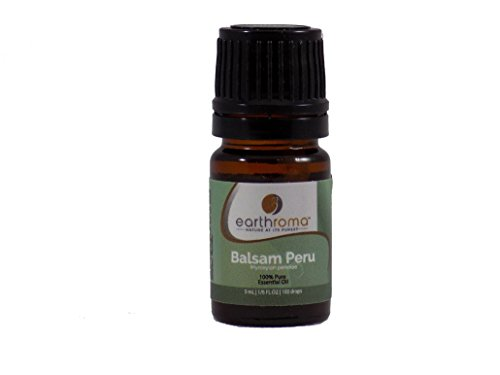 Balsam Peru Essential Oil. 5 ml. (1/6 OZ.) 100% Pure, Undiluted, Therapeutic Grade.