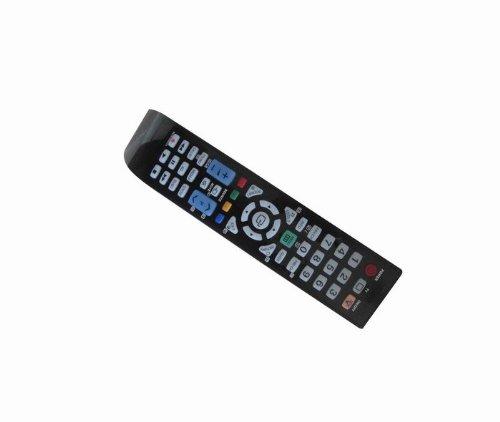 Universal Replacement Remote Control Fit For Samsung Ps43D450 Le46D550 Le46D580 Plasma Lcd Led Hdtv Tv