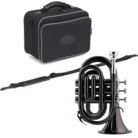 Jean Baptiste PT384B Pocket Trumpet