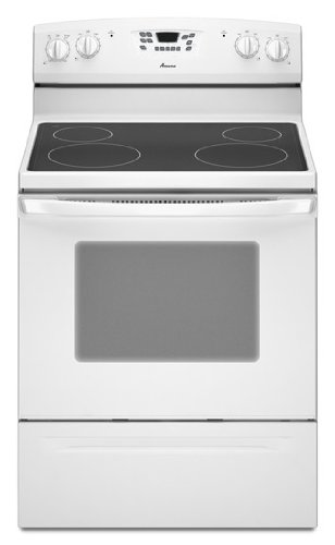 Amana 4.8 cu. ft. Self-Cleaning Electric Range, AER5830VAW, White