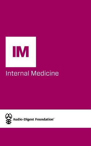 Internal Medicine: Impaired Ventilation (Audio-Digest Foundation Internal Medicine Continuing Medical Education (CME).)