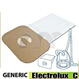48 Electrolux Type C Tank Model Vacuum Cleaner Bags 4 Ply