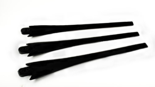 3Pcs Gudcraft Blades For Wind Turbine Wind Generator Wg500 And Other Similar Models