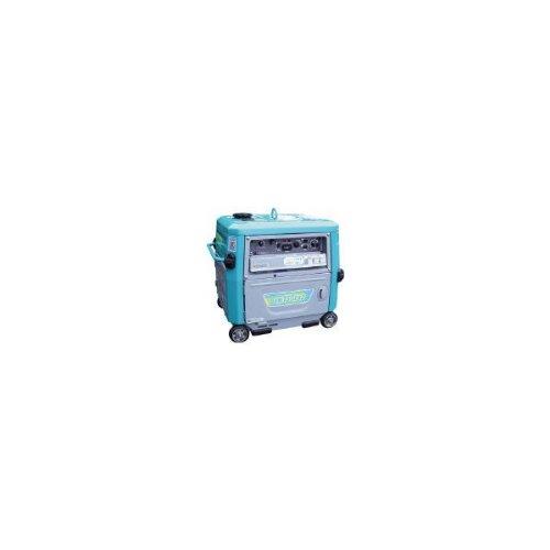 デンヨー 小型エンジン溶接機超低騒音型 [GAW150ES2]