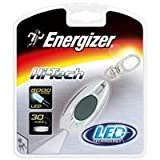 Ukdapper - 1 box 12 Keyrings Energizer Non Rechargeable Torch Hi-Tech LED Keyring Bulk