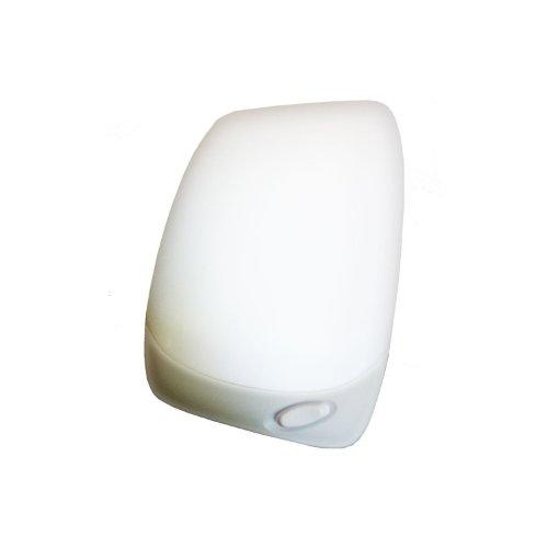Redstone-Tageslichtlampe-10000-Lux-Medizinprodukt-CE-0123-12-Monate-Garantie-Lichtdusche-Lichttherapiegert-Lichttherapie-Lichtlampe