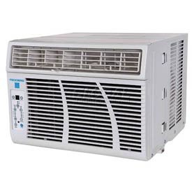 1. The Gibson-GAK104Q1V-This Casement Window Air Conditioner And Heater has a 10,000 BTU Slide/Casement Air conditioner that has 490 sq. feet of cooling area; it has