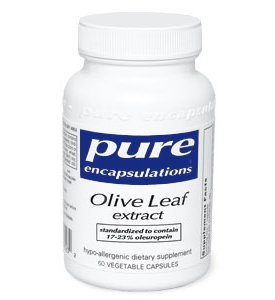 Pure Encapsulations - Olive Leaf Extract 500 Mg 60 Cap