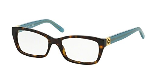 Tory Burch TY2049 Eyeglass Frames 1359-51 - Tortoise Milky Fountain (Tory Burch Eyeglass Frames compare prices)