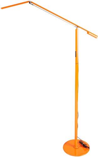 Koncept Elx-A-W-Org-Flr Equo Led Floor Lamp, Warm Light, Orange