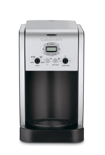 Cuisinart DCC-2600 Brew Central 14-Cup Programmable Coffeemaker with Glass Carafe Home Garden ...