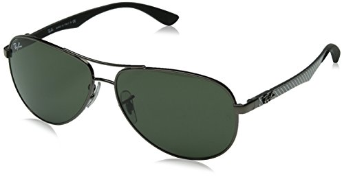 mens sport sunglasses  raybanmens0rb8313aviatorsunglasses