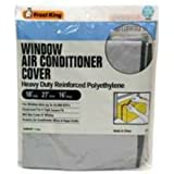 Thermwell Ac2 H Air Conditioner Cover, 18 By 27 By 16 Inch, Grey