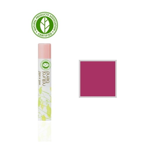 ウェットアンドワイルド Natural Wear Blend Lip Shimmer Berry