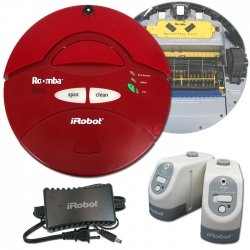 Irobot Roomba 410 back-44245