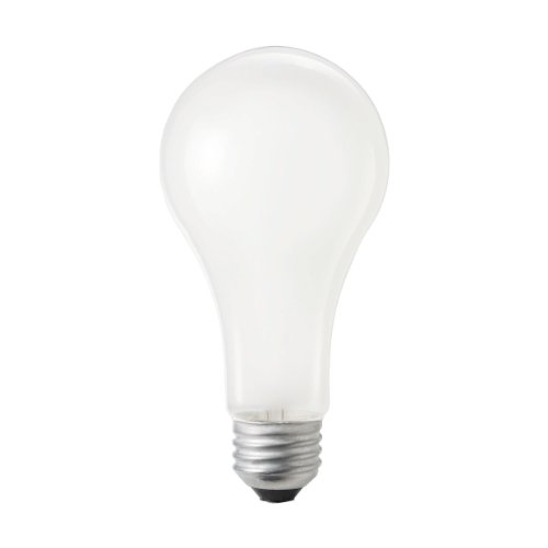 Philips 169482 50/100/150-Watt A21 3-Way Light Bulb, Soft White