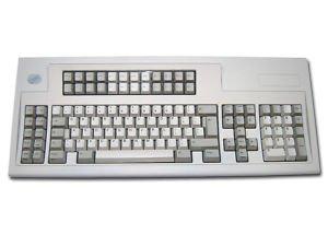 Ibm Model M Clicky Keyboard 1394100 F1 122 Key Rj-45