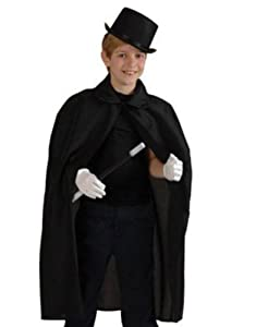 Children's Black Magician Cape