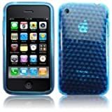 Badboyz - Blue iPod Touch 2 & 3 Hydro Gel Case & Screen Protectorby BadBoyz Accessories