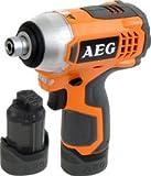 AEG BS12C2-2 12v Compact Impact Driver