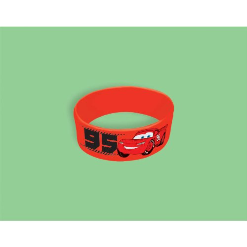 silicone cuff band 1 inches cars 2 - 1