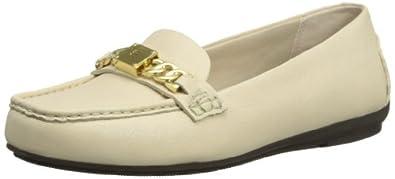 Rockport Womens TMD Keeper Moc Loafers A10445 Bleached Sand 3 UK, 36 EU, 5.5 US, Regular