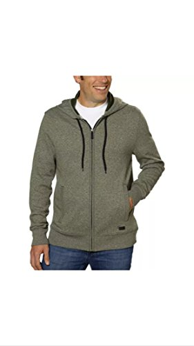 dkny-mens-full-zip-hooded-sweatshirt-pine-large