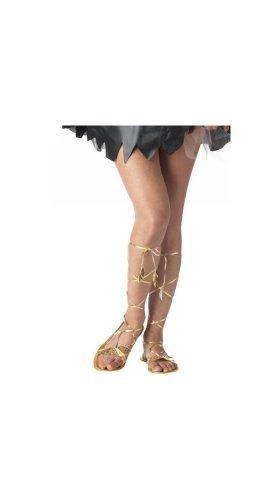 Roman Goddess Sandals - SMALL 5-6