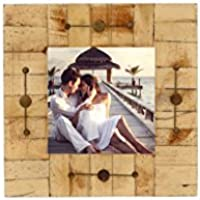 Sterling Comercio Wooden Photo Frame (Photo Size 4x4 )