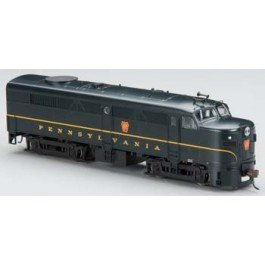 Bachmann Industries Alco Fa2 Dcc Ready Diesel Ho Scale Louisville And Nashville Locomotive front-190951
