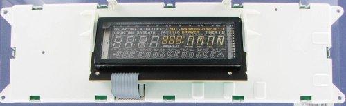 Whirlpool Range Control Board front-636232