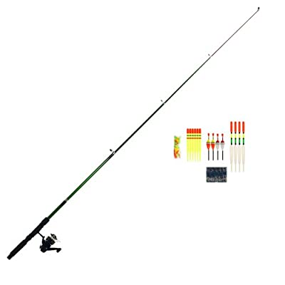 Gone Fishing Telescoping Rod And Reel Set With Accessories from Gone Fishing