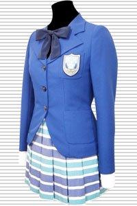 【真・女神転生 IF...】軽子坂高校女子制服 サイズ:L