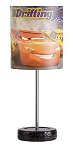 Disney CGG0002EU Tischleuchte Cars LED