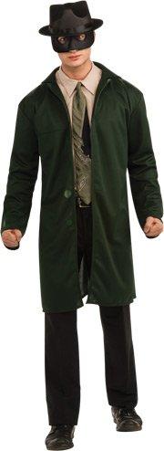 [Adult Green Hornet Costume Size XL] (The Green Hornet Costume)