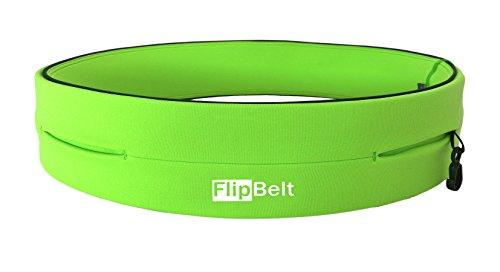 FlipBelt(フリップベルト) スポーツウエストポーチ FBG グリーン XS