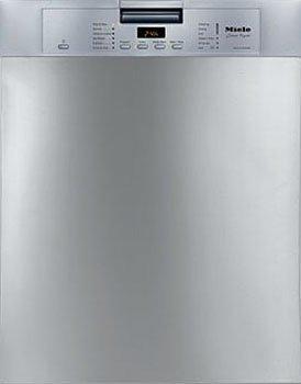 Miele Futura Crystal Series G5105SC Full Console Dishwasher