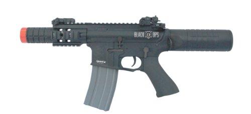 Black Ops M4 Cobra Assault Aeg Metal Airsoft Rifle Airsoft Gun