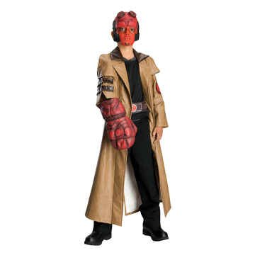 Deluxe Hellboy Costume - Medium