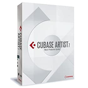 Steinberg Music Production System CUBASE ARTIST 7 �ʏ��(CUBASEART7R) �y�������K�i�z