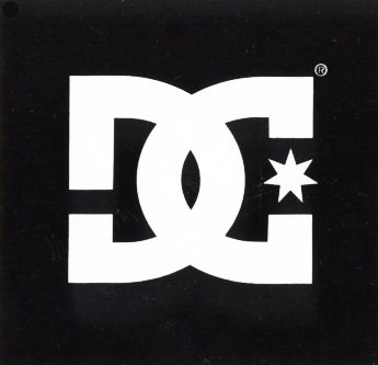 Dc Shoe Co. Skateboard Shoes Sneakers Trainers Sticker For Snowboard, Bmx, Scooter, Moto X, Mx, Laptop