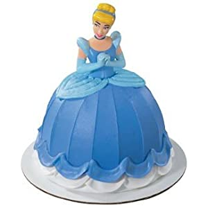 Petite Cinderella Cake Topper Only $4.21 Shipped