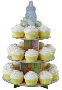 WILTON BABY FEET CUPCAKE STAND 1004-1492 EACH