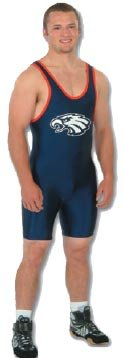 Matman Non-Stock Custom Wrestling Singlet (OPT85) (Call 1-800-234-2775 to order)