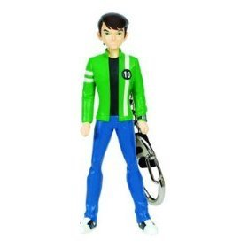 Ben 10 Alien Force Series 1 Keychain Ben Tennyson - 1