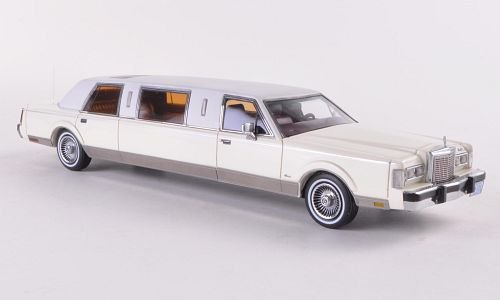 lincoln-town-car-formal-stretch-limousine-white-matt-white-1985-model-car-ready-made-neo-143