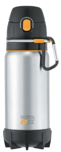 Thermos Stainless-Steel 22-Ounce Leak-Proof Hydration Bottle