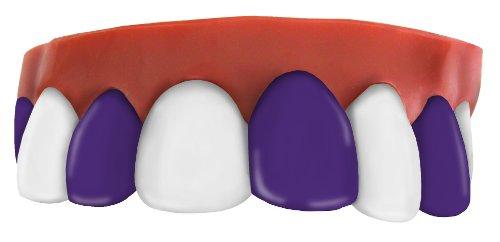 Team Teeth White and Purple - 1