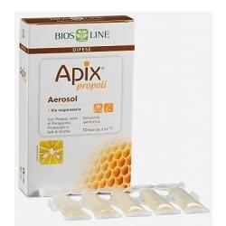 apix propoli aerosol 10 fiale monodose da 2ml